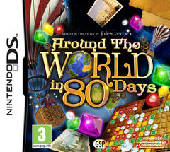 Box art for 80 Days