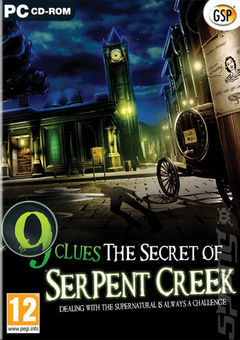Box art for 9 Clues: The Secret Of Serpent Creek