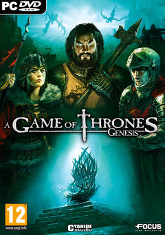 Box art for A Game of Thrones - Genesis