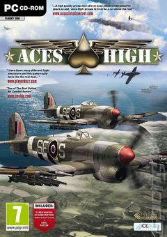 box art for Aces High