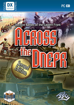 box art for Across the Dnepr