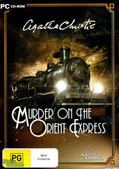 Box art for Agatha Christie: Murder on the Orient Express