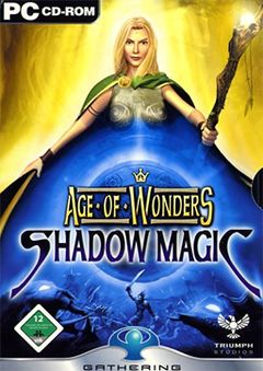 box art for Age of Wonders: Shadow Magic
