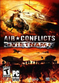 Box art for Air Conflicts: Vietnam