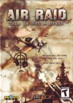 box art for Air Raid: This is not a Drill!
