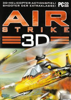 box art for Airstrike 3D - Operation W.A.T.