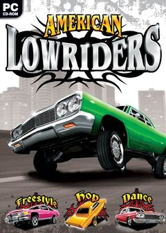 box art for American Lowriders