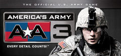 Box art for Americas Army 3