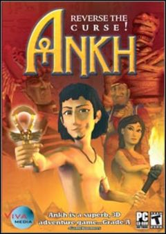box art for Ankh: The Tales of Mystery