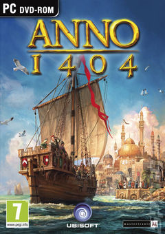 Box art for Anno 1404
