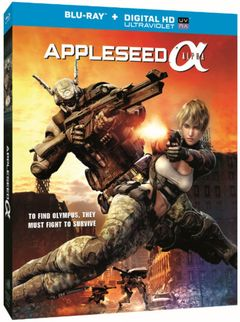 box art for Appleseed