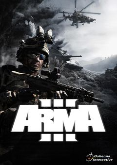 Box art for Arma 3