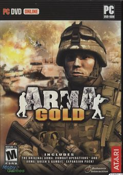 box art for ArmA: Armed Assault