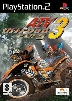 box art for ATV Offroad Fury 3