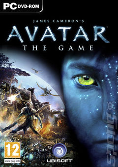 box art for Avatar: The Game