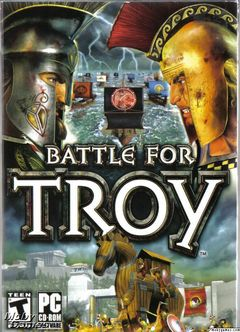 box art for Battle for Troy