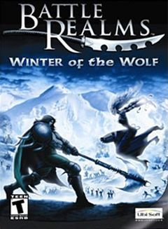 Box art for Battle Realms - Winter Of The Wolf