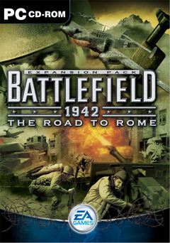 box art for Battlefield 1942: The Road to Rome