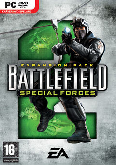 Box art for Battlefield 2: Special Forces
