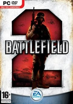 box art for Battlefield 2