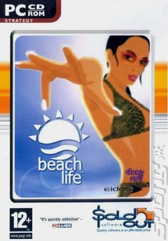 Box art for Beach Life
