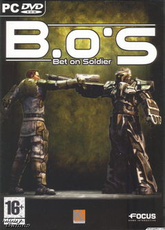 Box art for Bet on Soldier