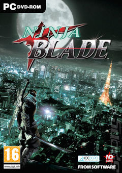 box art for Blade
