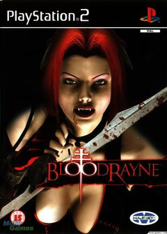 box art for Bloodrayne
