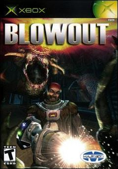 box art for BlowOut: Military Fighting Unit