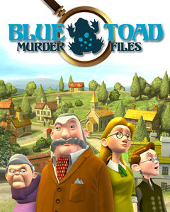 box art for Blue Toad Murder Files