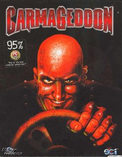 Box art for Carmageddon