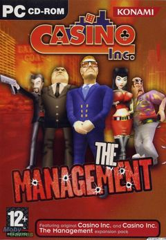 box art for Casino Inc