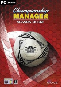 box art for Championship Manager 01 02