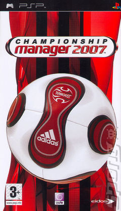 box art for Championship Manager 2007