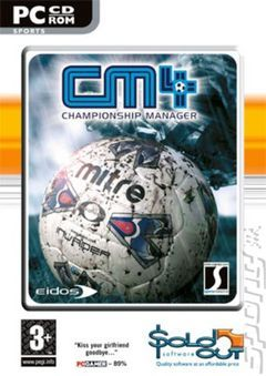 box art for Championship Manager 4