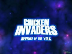 box art for Chicken Invaders - Revenge Of The Yolk