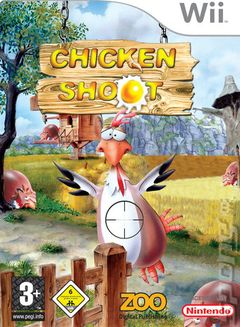 box art for Chicken Shoot