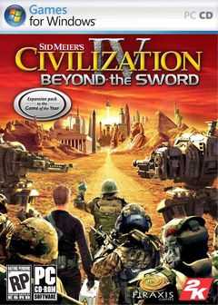 Box art for Civilization IV: Beyond the Sword