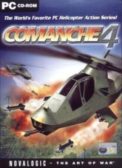 box art for Comanche 4