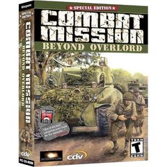 box art for Combat Mission