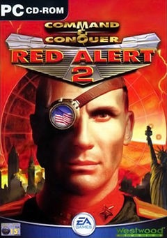 box art for Command and Conquer: Red Alert 2