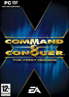 Box art for Command and Conquer: The First Decade