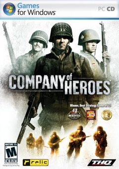Box art for Company of Heroes