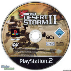 box art for Conflict: Desert Storm II - Back to Baghdad