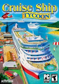 box art for Cruise Ship Tycoon