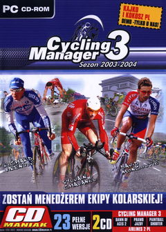 box art for Cycling Manager 3