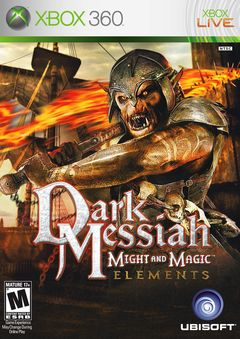 box art for Dark Messiah of Might and Magic: Elements
