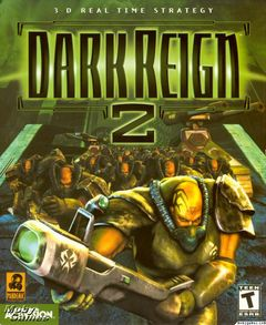 box art for Dark Reign