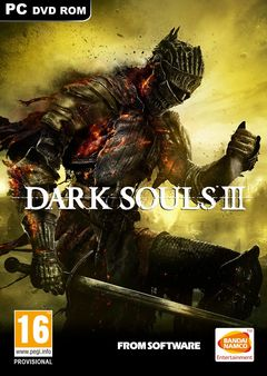 box art for Dark Souls 3
