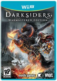 box art for Darksiders: Warmastered Edition